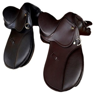 Small English Jumping Saddles for Kids and Childrens 10'' and 12''
