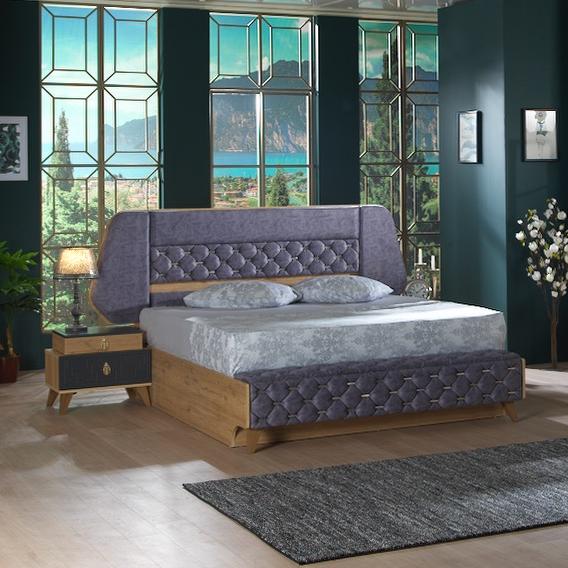Bambu Bedroom Set Modern Italian Luxury Furniture Home Furniture