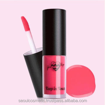 [paraon] Korean_keep In Touch Water Lip Lipstick (tattoo Effect) - Buy ...