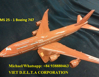 HANDMADE WOODEN AIRCRAFT MODEL/whatsapp: +84 845 639 639