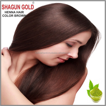 Natural Brown Hair Henna Color - Buy Chocolate Brown Hair Color ...