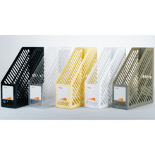Ciao partner Commercio All'ingrosso di plastica Portatile portariviste giornale brochure holder