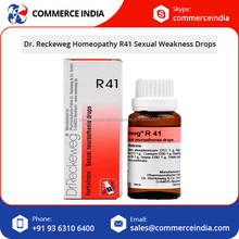 Dr. Reckeweg Homeopathy R41 Medical Sexual Weakness Drops - 22 ml