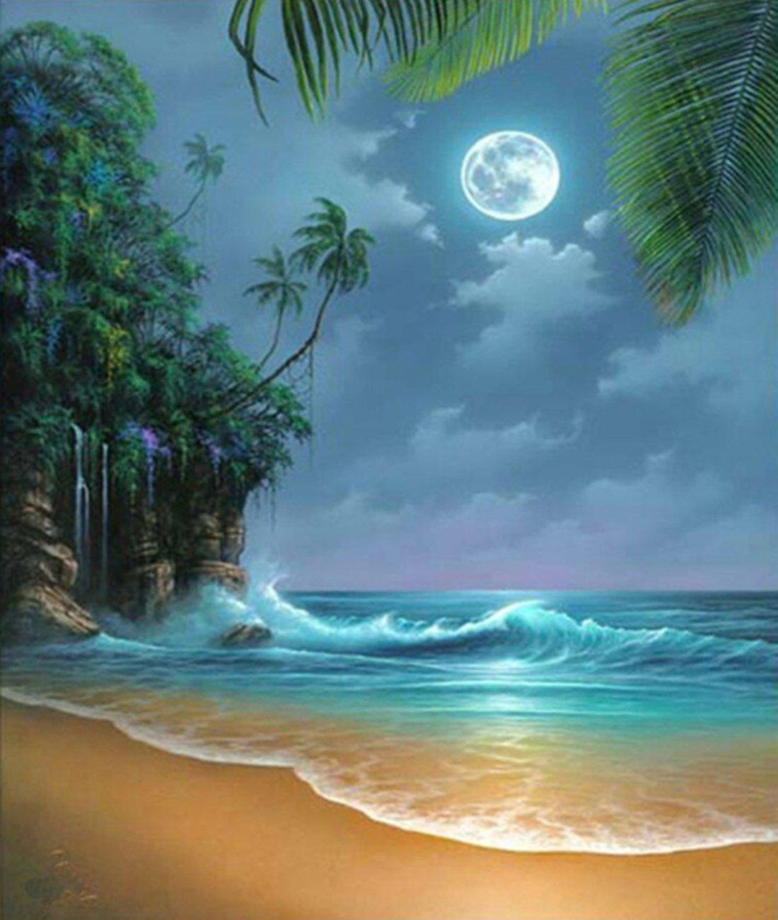 Мерцающие картинки моря