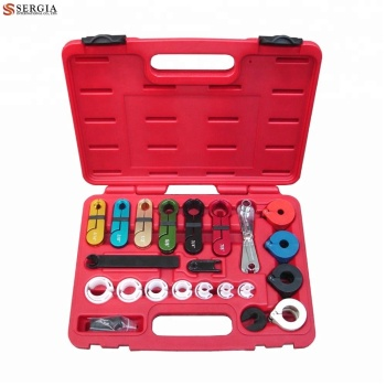Taiwan 22pcs Brandstof Airconditioning Line Disconnect Tool Set