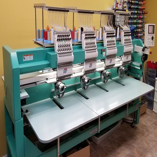 Tajima Embroidery machines for sale