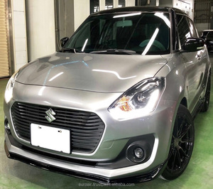 LATEST! 2018 Suzuki Swift Body Kit