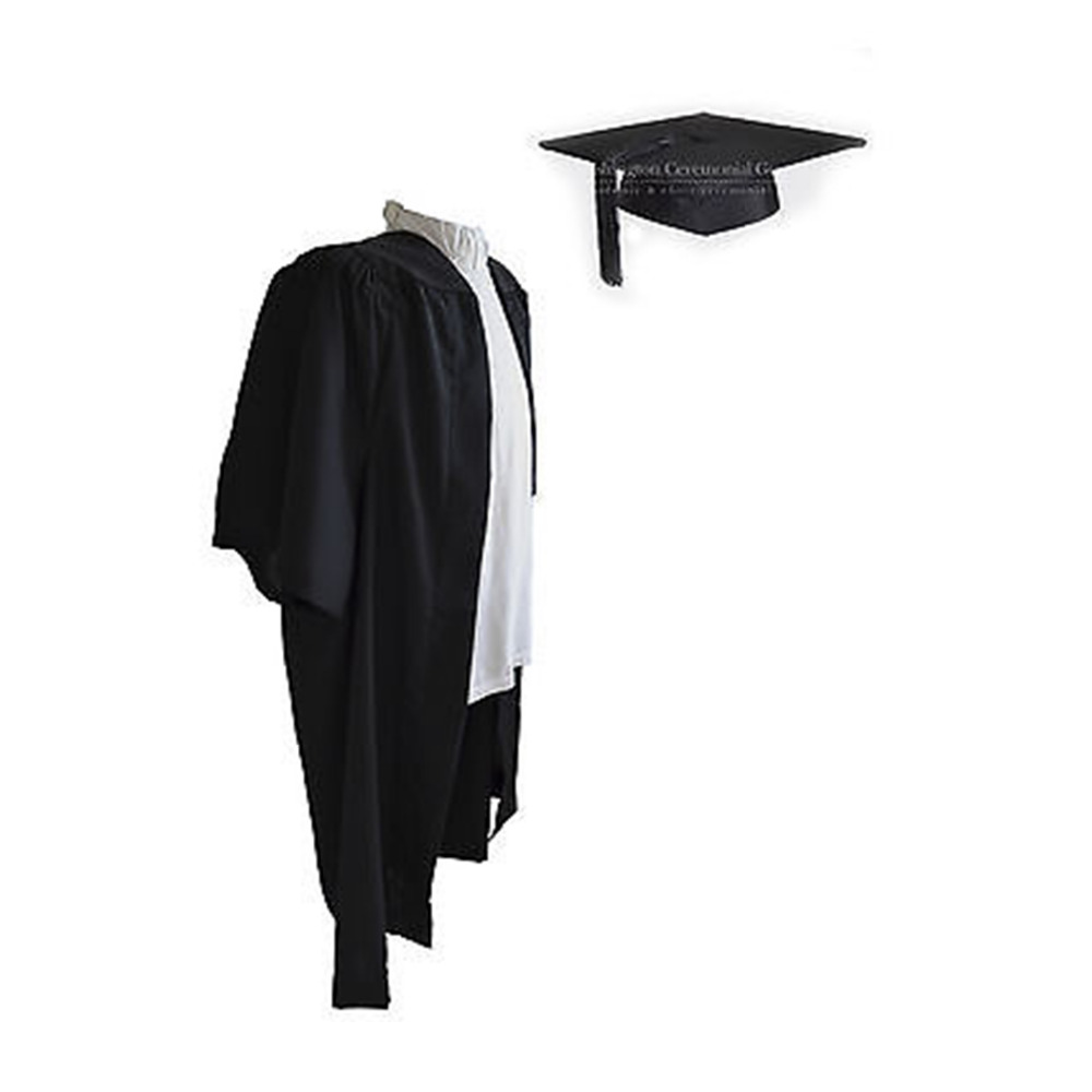Graduation Gown And Mortarboard, Graduation Gown And Mortarboard ...