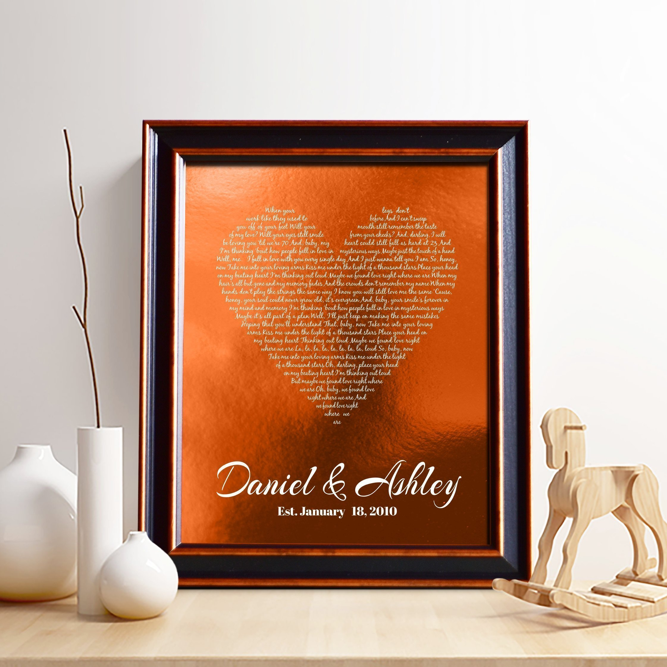 Cheap Wool Copper Anniversary Gifts Find Wool Copper Anniversary