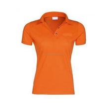 100% cotton T-shirt woman clothes polo t-shirt