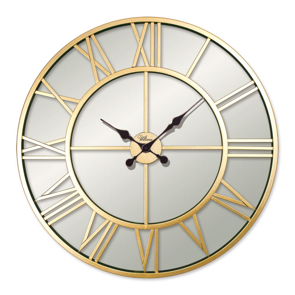 Retro Metal Roman Numerals Mirror Wall Clock Buy Decorative Mirror Wall Clocks Home Decoration Item Oriental Wall Clock Product On Alibaba Com