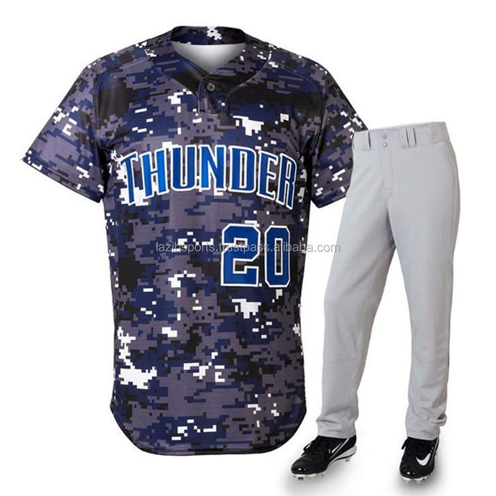 Softbal Uniformen/Softbal Wear/Honkbal Jerseys Door Lazib Sport