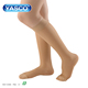 YASCO- Medical Compression Opaque Stockings Knee High (18-21mmHg) compression hosiery