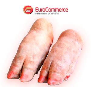 Frozen pork feet / pork front feet A- grade