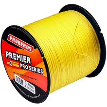 Proberos 300M & 500M & 1000M <span class=keywords><strong>Ligne</strong></span> <span class=keywords><strong>De</strong></span> <span class=keywords><strong>Pêche</strong></span> Vert/Gris/<span class=keywords><strong>Bleu</strong></span>/Rouge/Jaune couleur 4 Supports PE Tressé Lignes <span class=keywords><strong>De</strong></span> <span class=keywords><strong>Pêche</strong></span>