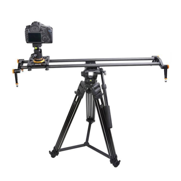 Leadwin Hot Selling Multi-Angle Camera Slider 60/80/100/120Cm Voor Slr Camera En kleine Camera Te Schieten