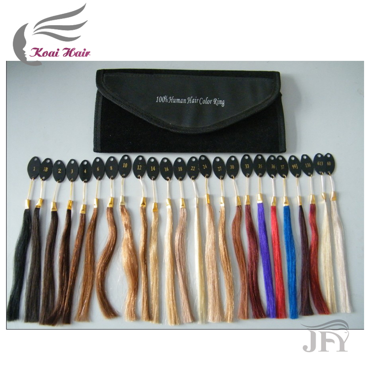 Wholesale human hair extension color chartremy hair color ring wholesale human hair extension color chart remy hair color ring swatch chart pmusecretfo Choice Image