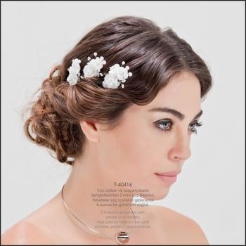 Cute 3 Pieces Daisy Hair Pins For Wedding Bridal Hair Accessories Hair  Grips - Buy Hair Clip,Clip Hair,Bridal Hair Accessories Product on  Alibaba.com