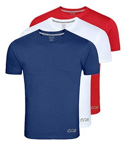 Mens dry fit t-shirt 100% Polyester Quick dry