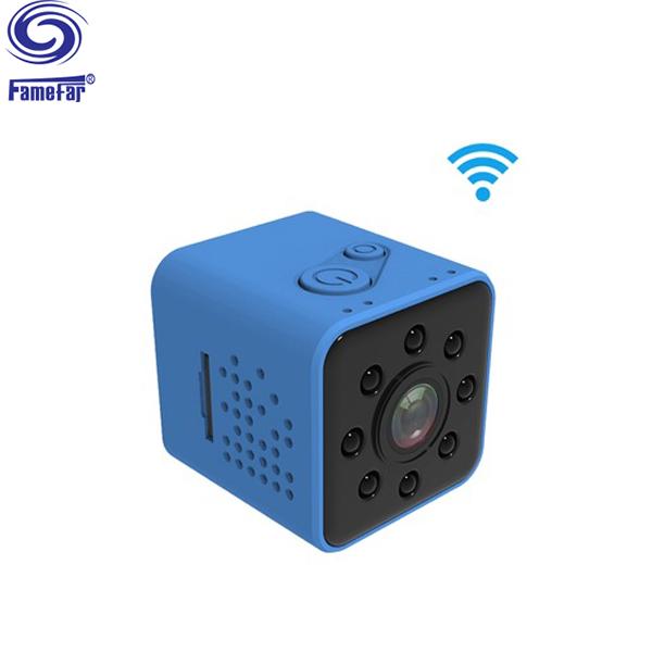 Mini 1080P SQ23 Wifi Camera Wide Angle Night Vision Mini Camcorder Micro Camera Full HD 1080P Video Recorder DVR