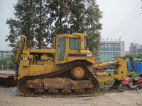 Used CAT D8N Bulldozer, Caterpillar CAT D8 D8K D8R D8H D8N D8L Dozers for sale