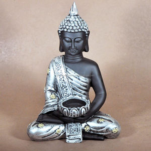 Large poly resin meditating large wholesale buddha statues