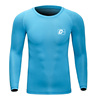 Breathable Dry Cool Bicycle Shirts Compression Shorts Men Short Sleeve Cycling Jerseys/Cycling