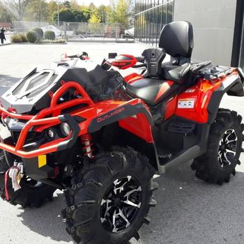 Factory Original 100% Genuine 2019 Can-am Outlander Xmr 1000 Rotax V-twin  Engine Mud Bike X Mr Brp Quad - Buy Atv Product on Alibaba com