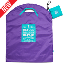 Polyester foldable shopping bag in Vietnam