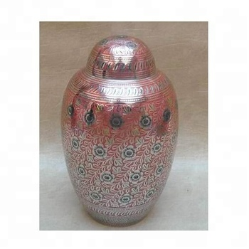 Cremation Urns full hand carving