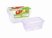 Good Price Reusable plastic takeaway food packaging container