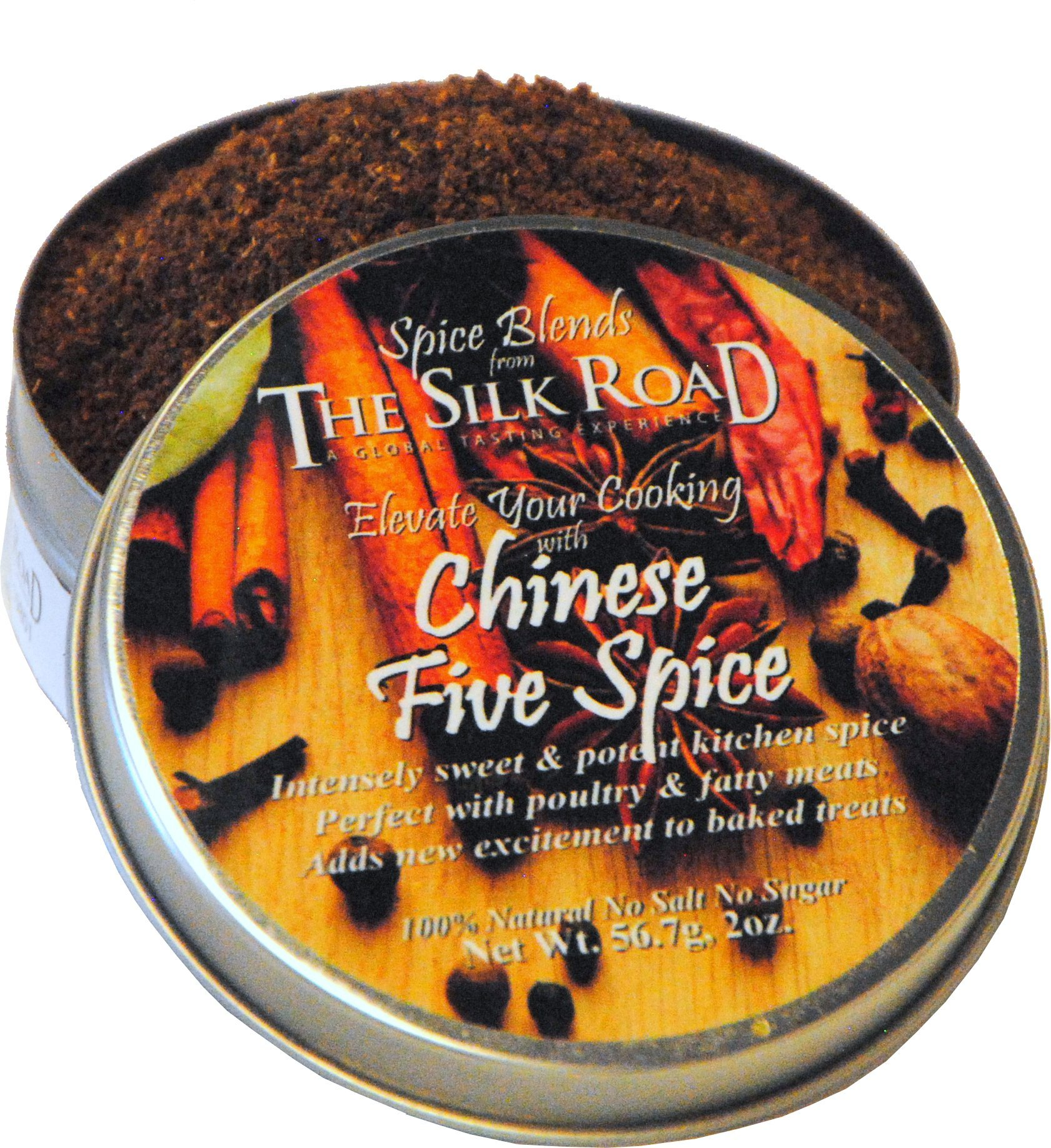 Chinese Five Spice Blend from The Silk Road Restaurant & Market (2oz)