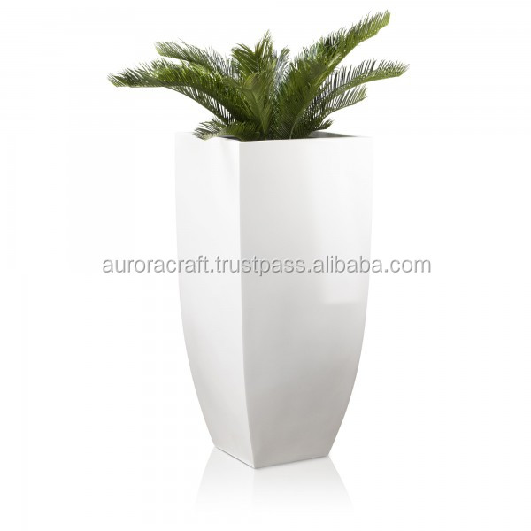 Binh Duong Fiberglass Polystone Pots And Planter For Home And Garden.