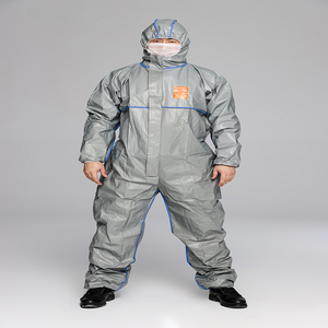 coverall used in cleanroom anti-static coverall garment