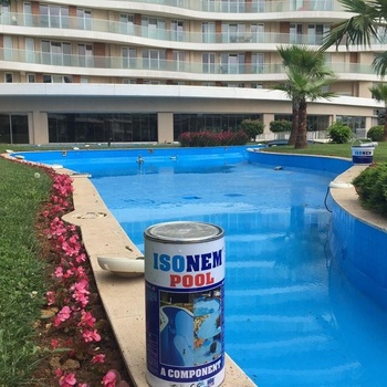 Isonem Pool Paint High Quality Swimming Pool Polyurethane Paint - Buy Pool  Paint,Pool Coating Polyurethane,Waterproofing Paint For Pool Product on ...