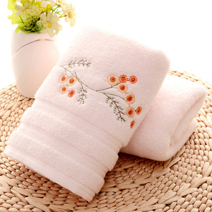 Wholesale Custom Cotton Towel Gift Packing Ideas For Wedding