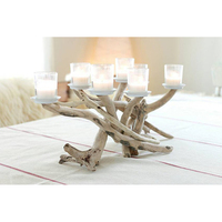 Garden Decorative Outdoor with Candle Holder