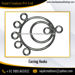 Wholesale Findings Sterling Silver 925 Earring Hooks