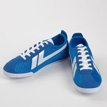 Korea wholesale websites women lace up sneakers walking shoes KOLCA78 (SevenEight) Blue White