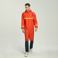 Men's work wear safety orange hi vis bib pants overalls suit