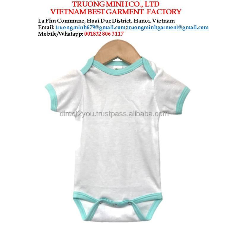 91b62bdcb Mint Ringer Body Onesie - Buy Baby Clothing Boys,Baby Bodysuit ...