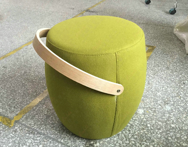 Nuevo diseño moderno muebles para el hogar sofá niños llevan en PUF ...