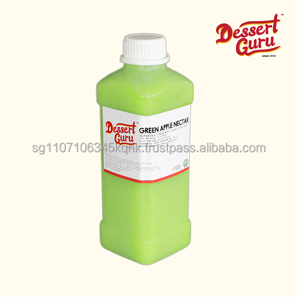 High Quality Green Apple Concentrate for Food & Beverage