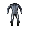 PIB-332 New Men's 2 PC Motorcycle motorbike suit Riding Racing Leather 2 PC Suit with Padding & Hump