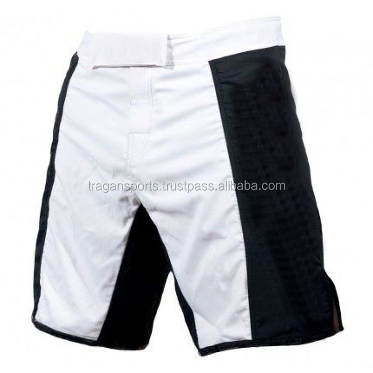 100% Polyester Sublimation Boxing MMA Shorts