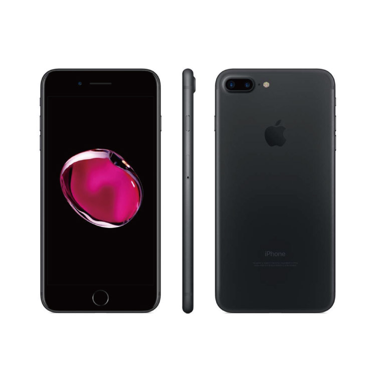 Best Quality Unique Black Plus 128GB B Grade 72% New Used Phones For <strong>Iphone</strong> 7 Plus