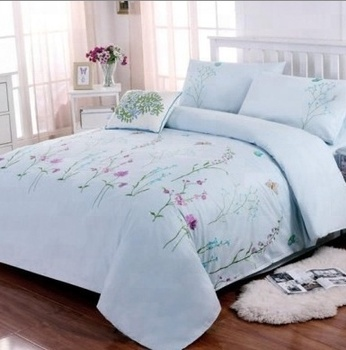 Royal Low Price Bedsheets Queen Size 100 Cotton Bedsheet Set For Living Room