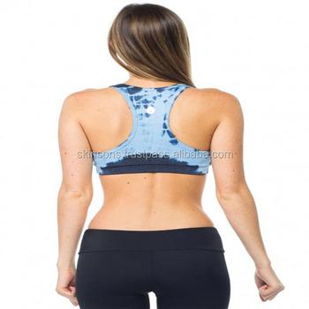 0afb4e3cbc New Design Women Zip Front Sports Bra With Zipper - Buy Plain Sport ...