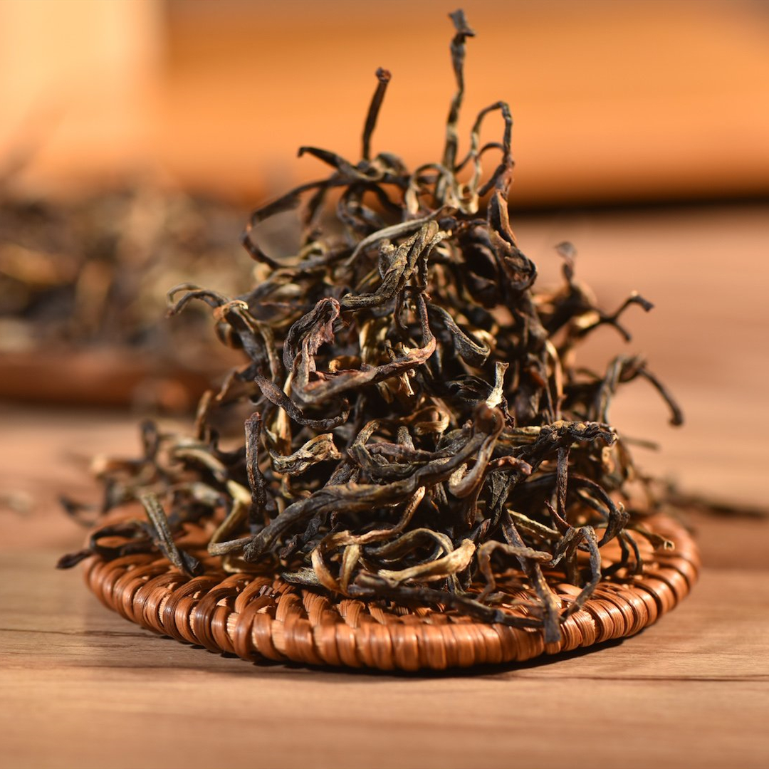 High quality yunnan large leaft organic loose leaf yellow tea 1st grade - 4uTea | 4uTea.com
