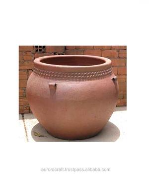 241 & Terracotta Ceramic Wholesale Clay Garden Flower Pot - Buy Terracotta PlanterLarge Clay Flower PotsClay Pots-garden Clay Planters Product on ...